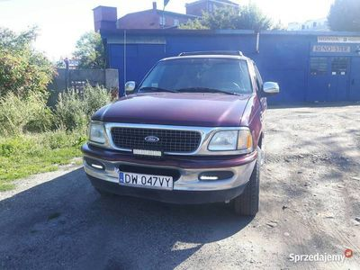 używany Ford Expedition XLT 4,6 V8