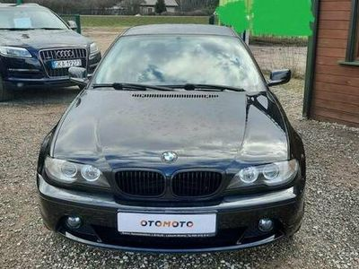 używany BMW 318 2dm 143KM 2004r. 191 000km