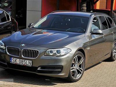 gebraucht BMW 520 SERIA 5 d Alu 19' M-Pack+DVD+Skóra+BiXenon+Navi Pro+HDD