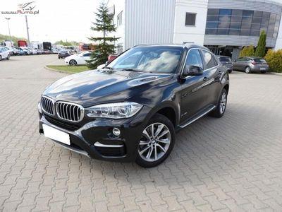 gebraucht BMW X6 X6 3dm3 313KM 2016r. 49 462km3.0 Diesel 313 KM, 4X4, FV 23%, Gwarancja!!