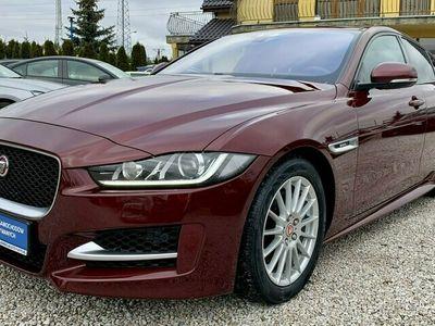 używany Jaguar XE R-Sport,Full wersja,Serwis,Gwarancja I (2014-)