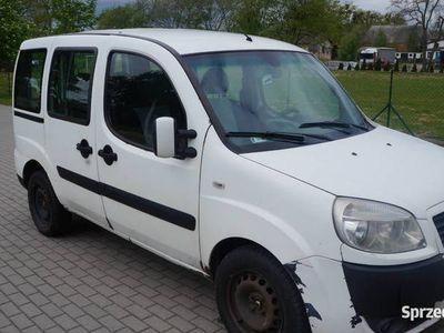 używany Fiat Doblò 1.9 JTD, 105 KM, 5 os.