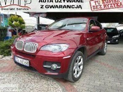 używany BMW X6 E71 X- DRIVE/ POLSKI SALON/ XSENON/ TIPTRONIC