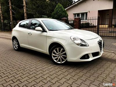 używany Alfa Romeo Giulietta 2.0 140KM