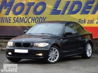 używany BMW 120 Coupé SERIA 1 120 D z pakietem stylistycznym M