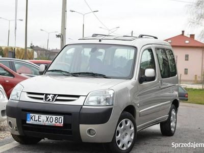 używany Peugeot Partner I Panorama Schowki 2xdrzwi ZENITH