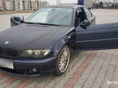 używany BMW 318 e46 Coupe Ci LIFT, rok '03, benzyna + LPG