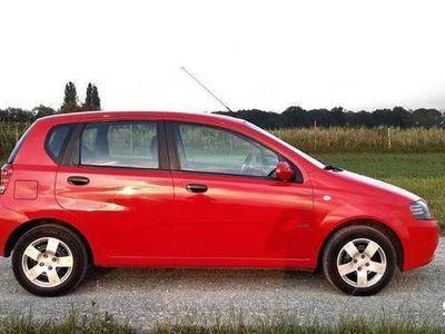 używany Chevrolet Aveo - 1.2 Benzyna, 2007r, Niski Przebieg, Klima,
