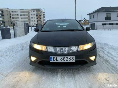 używany Honda Civic VIII TYPE S 1.8 Benzyna 140 KM / Oferta Prywatna