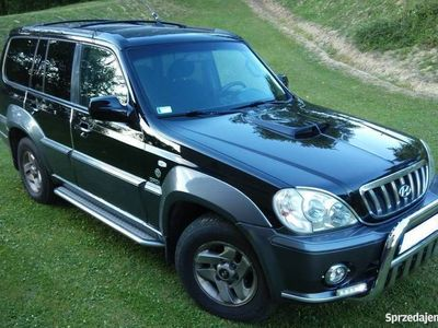 używany Hyundai Terracan z 2003, bogata wersja