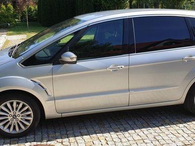 używany Ford S-MAX Titanium 1.6 benzyna (160 KM), gwarancja 1 właściciel Kielce