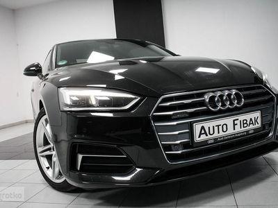 używany Audi A5 I (8T) QUATTRO*Sline*Schwarz*Automat*190KM