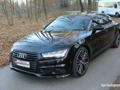 używany Audi A7 Sportback A7 I (4G) 3.0 TDI competition - na 25-lecie salon polska