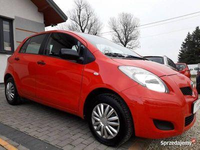 używany Toyota Yaris 1dm 70KM 2011r. 72 000km