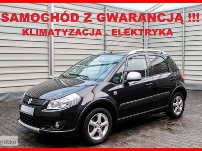 używany Suzuki SX4 I Nawigacja + Klimatyzacja + Elektryka !!!