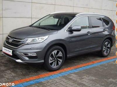 używany Honda CR-V 2dm 155KM 2015r. 70 300km