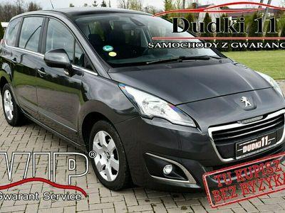 używany Peugeot 206 5008 1.6dm 115KM 2014r.000km