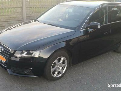 używany Audi A4 B8 Avant 2011, 2.0 TDI 120 km