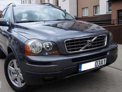used Volvo XC90 I Model po liftingu Zarejestrowany 4x4 7-mio osobowy