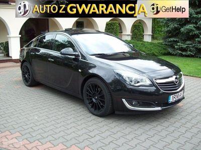 używany Opel Insignia II 1.6 CDTI 136 KM Executive Maksymalne wyposażenie