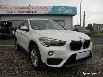 używany BMW X1 2dm 150KM 2016r. 132 000km