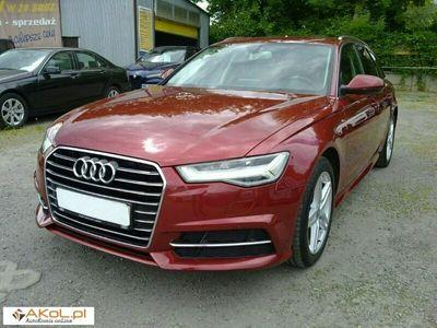 używany Audi A6 2dm 190KM 2017r. 82 000km