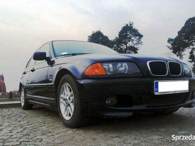 używany BMW 316 E46 1.9 i B+G