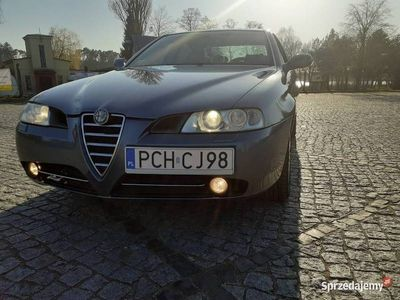 używany Alfa Romeo 166 2.4 JTD 20V