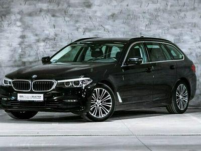 używany BMW 518 2dm 150KM 2018r. 45 000km