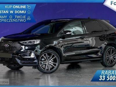 używany Ford Edge ST Line 2.0 EcoBlue 238KM 4X4 Twin-Turbo A8/Automat Felgi 21 Kamery, Chorzów