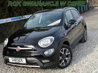 używany Fiat 500X 1.4Turbo+140KM+Rok Gwarancji w Cenie+Automat+Pół Skóra+Alu+Tempomat !!