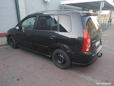 używany Mazda Premacy 2003 2.0 diesel pakiet SPORTTIV. 3 wlasciciel