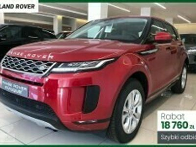używany Land Rover Range Rover evoque 2.0 (200KM) | + Pakiet Cold Climate + Lampy Premium LED + Touch ProD