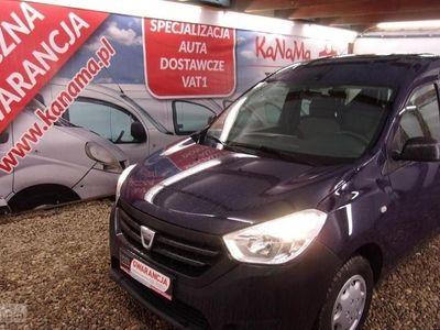 używany Dacia Dokker 1.6dm3 102KM 2017r. 39 500km 5osobowy 2017r oclony idalny do gazu jak nowy a tanio