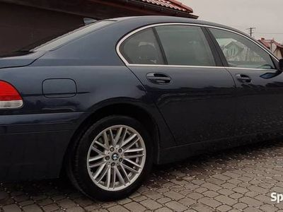 używany BMW 735 i, doinwestowany egzemplarz!!!