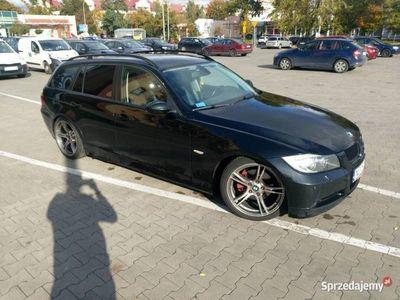 używany BMW 320 E91 d