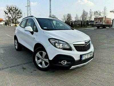 używany Opel Mokka 1.4TURBO 140km klima alu pdc top pl x(2013-)