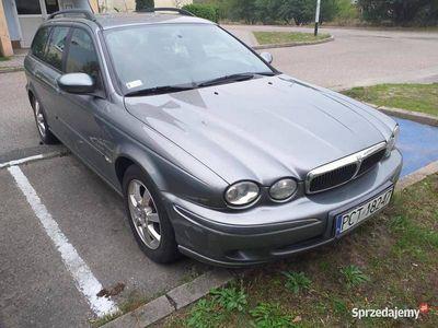 używany Jaguar X-type