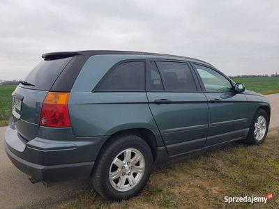 używany Chrysler Pacifica