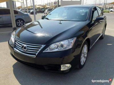 używany Lexus ES350 3.5dm 272KM 2011r. 36 920km