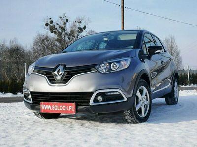 używany Renault Captur 0.9dm 90KM 2016r. 17 000km