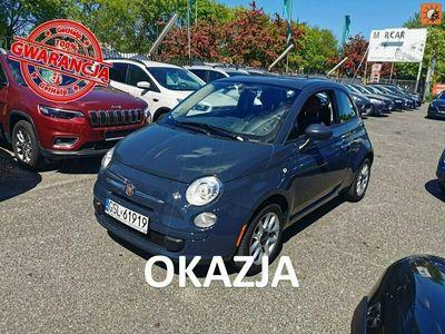 używany Fiat 500 1.4dm 101KM 2017r. 49 290km