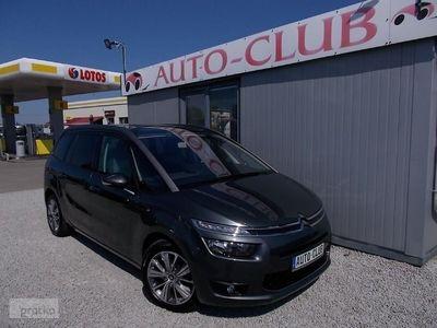 używany Citroën Grand C4 Picasso II 2.0 BlueHDi 150 KM Exclusive 7-Osób Navi PL Kamera Ledy Tempomat, Gniezno