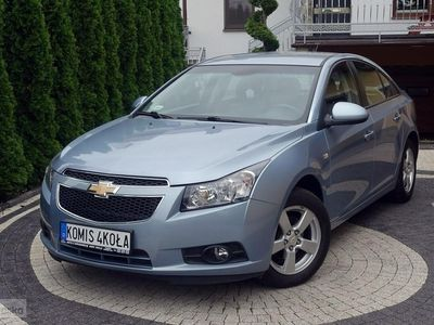 używany Chevrolet Cruze Niski przebieg - Solon Polska - Pierwszy Właściciel - GWARANCJA