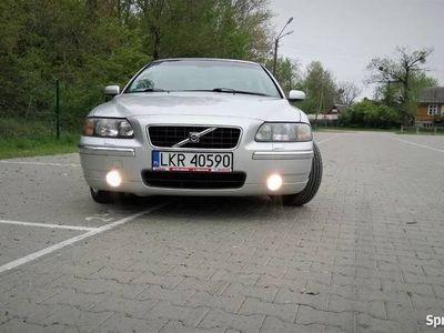 używany Volvo S60 pierwszy właściciel PL.Możliwa zamiana za BMW e38