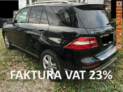 używany Mercedes ML350 ML350CDI, Pełna Opcja, 180Tkm, Jasna Skóra, Navi, Alu19 W166 (2011-)