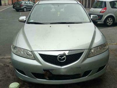 używany Mazda 6 sedan 1.8 benzyna sedan