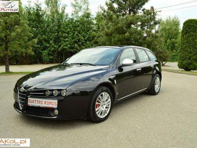 używany Alfa Romeo 159 150Km/100%Bezwypadkowa/Navi/Temp 1.9 150Km/100%Bezwypadkowa/Navi/Tempomat/CzujnikiParkowania