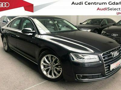 używany Audi A8 3,0tdi| Quattro |Pneumatyka|Szara skóra| 115 tyś km
