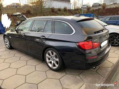 używany BMW 535 F11 d xDRIVE USZKODZONY SILNIK bogata wersja